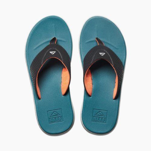 REEF MENS FLIP FLOPS.ROVER WATER FRIENDLY ARCH SUPPORT THONGS SANDALS 8S 95 UGO